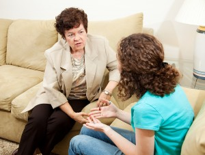Getting counseling for children who grow up in substance abusing families